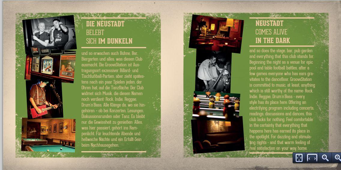 GrooveStation Image-Broschüre