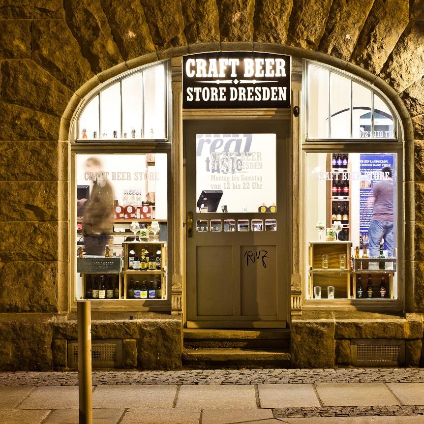 Redaktion für Craft Beer Store Dresden (Auswahl)