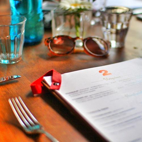 Ohne Krawatte, mit tollem Service – Restaurant Mahl2